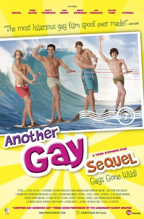 Another Gay Sequel: Gays Gone Wild - Movie Poster (thumbnail)