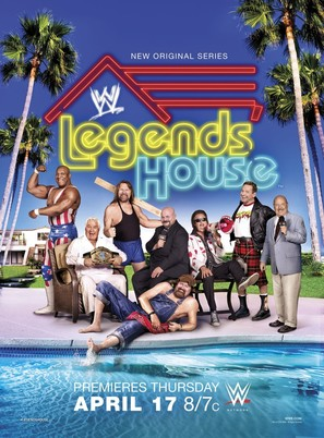 """WWE Legends House"""