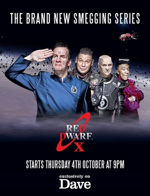 """Red Dwarf"" - British Movie Poster (thumbnail)"