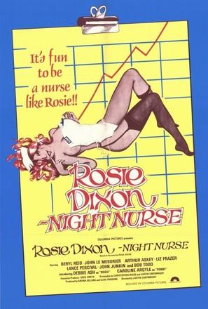 Rosie Dixon - Night Nurse - Movie Poster (thumbnail)