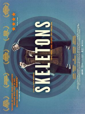 Skeletons - British Movie Poster (thumbnail)