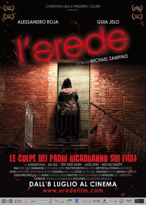 L'erede - Italian Movie Poster (thumbnail)