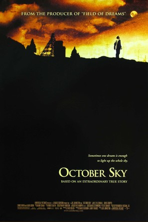 October Sky - Movie Poster (thumbnail)