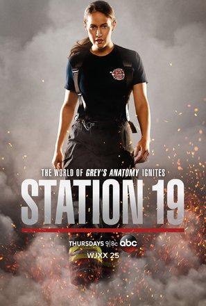 """Station 19"" - Movie Poster (thumbnail)"