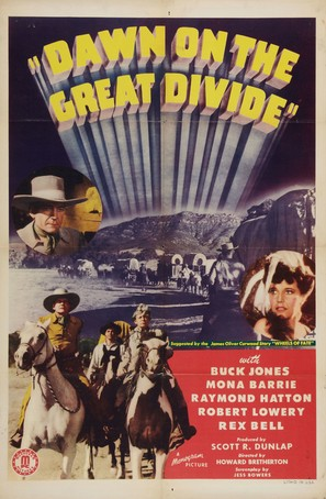 Dawn on the Great Divide - Movie Poster (thumbnail)