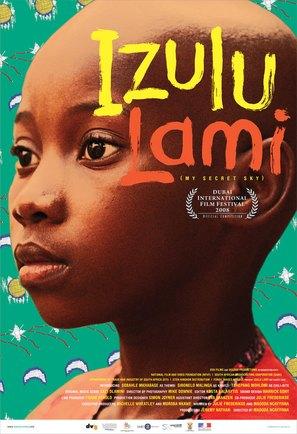 Izulu lami - South African Movie Poster (thumbnail)