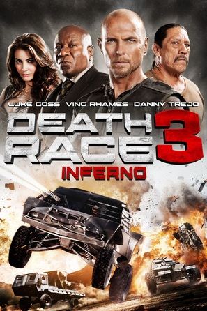 Death Race: Inferno - Movie Cover (thumbnail)