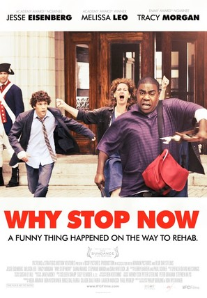 Why Stop Now - Movie Poster (thumbnail)