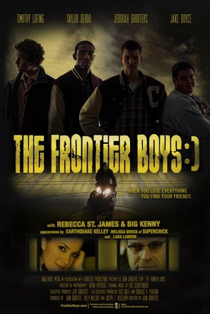 The Frontier Boys - Movie Poster (thumbnail)