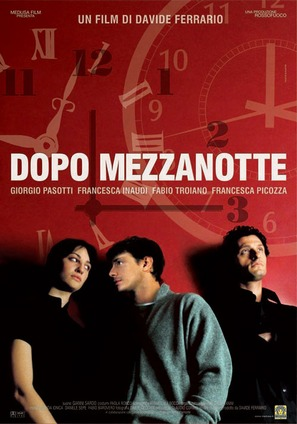 Dopo mezzanotte - Italian poster (thumbnail)