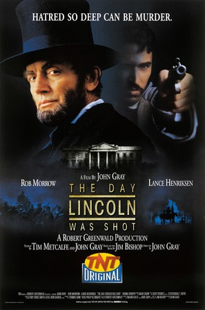 The Day Lincoln Was Shot - Movie Poster (thumbnail)