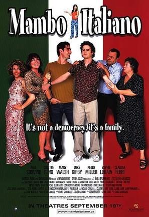 Mambo italiano - Canadian Movie Poster (thumbnail)