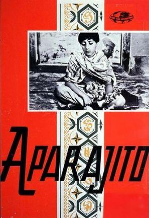 Aparajito - Indian Movie Poster (thumbnail)
