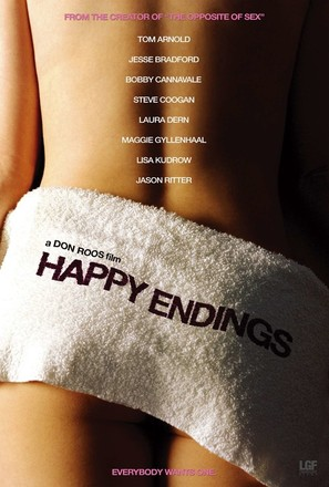 Happy Endings - Movie Poster (thumbnail)