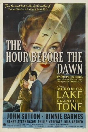 The Hour Before the Dawn - Movie Poster (thumbnail)