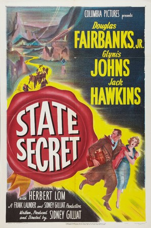 State Secret - Movie Poster (thumbnail)