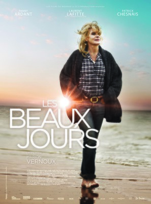 Les beaux jours - French Movie Poster (thumbnail)