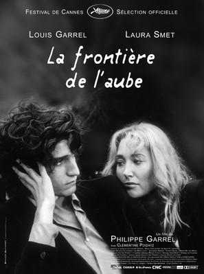 La frontière de l'aube - French Movie Poster (thumbnail)