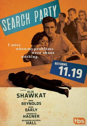 """""""Search Party"""" - Movie Poster (thumbnail)"""
