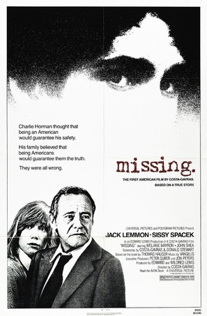 Missing - Movie Poster (thumbnail)