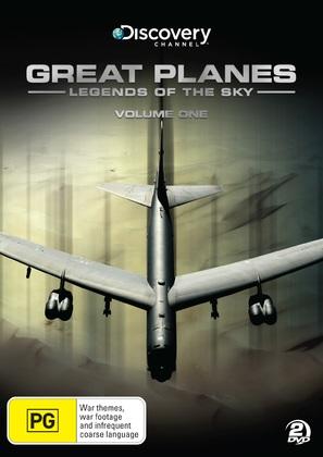 """Great Planes"" - Australian DVD movie cover (thumbnail)"