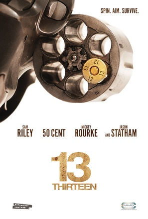 13 - Theatrical poster (thumbnail)