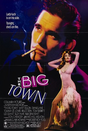 The Big Town - Movie Poster (thumbnail)