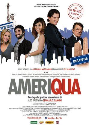 AmeriQua - Italian Movie Poster (thumbnail)