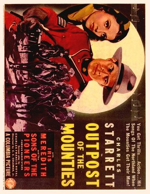 Outpost of the Mounties - Movie Poster (thumbnail)