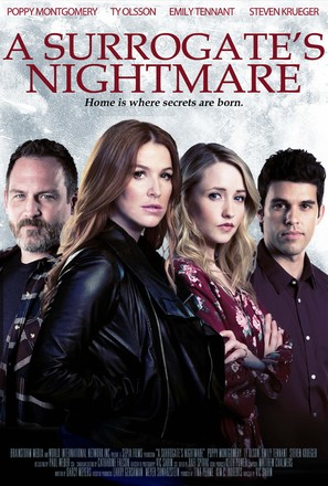A Surrogate's Nightmare - Canadian Movie Poster (thumbnail)