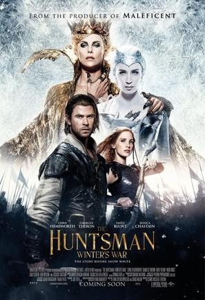 The Huntsman - Movie Poster (thumbnail)