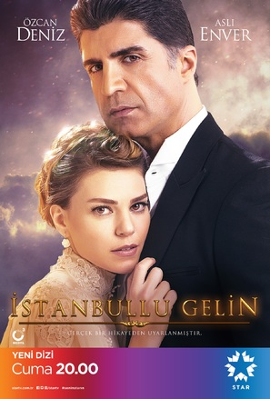 """Istanbullu Gelin"" - Turkish Movie Poster (thumbnail)"