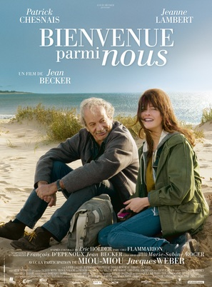 Bienvenue parmi nous - French Movie Poster (thumbnail)