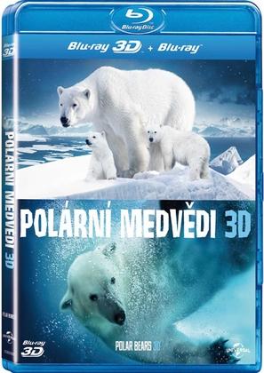 Polar Bears: Spy on the Ice - Czech Blu-Ray cover (thumbnail)