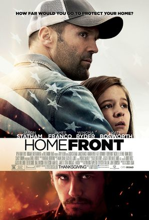 Homefront - Theatrical movie poster (thumbnail)
