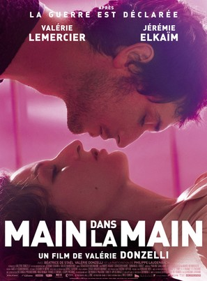 Main dans la main - French Movie Poster (thumbnail)