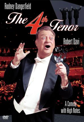 The 4th Tenor - DVD movie cover (thumbnail)