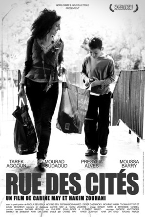 Rue des cités - French Movie Poster (thumbnail)