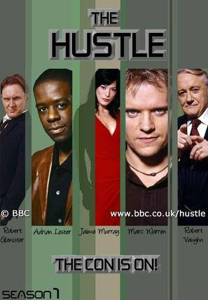 """Hustle"" - British Movie Poster (thumbnail)"