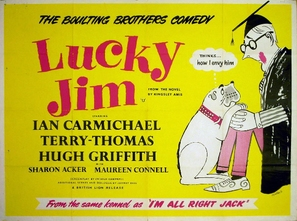 Lucky Jim - Movie Poster (thumbnail)