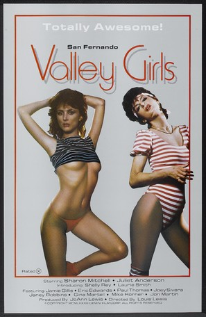 San Fernando Valley Girls - Movie Poster (thumbnail)