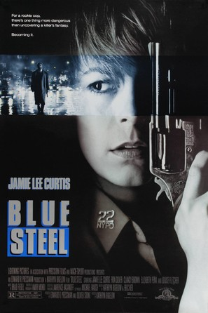 Blue Steel - Movie Poster (thumbnail)