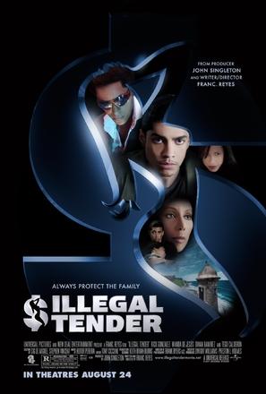 Illegal Tender - Movie Poster (thumbnail)