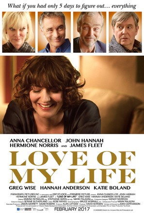 Love of My Life - Canadian Movie Poster (thumbnail)