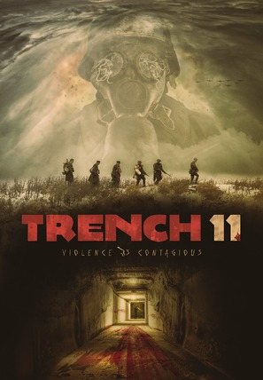 Trench 11 - Canadian Movie Poster (thumbnail)