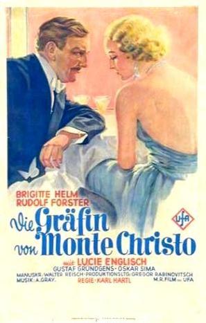 Die Gräfin von Monte-Christo