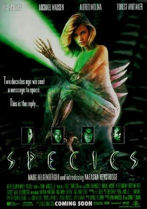 Species - Advance movie poster (thumbnail)