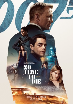 No Time to Die - British Movie Poster (thumbnail)
