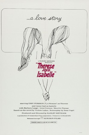 Therese and Isabelle - Movie Poster (thumbnail)