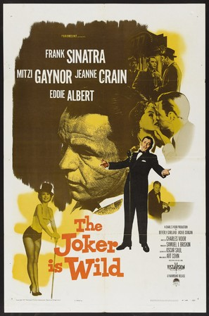 The Joker Is Wild - Movie Poster (thumbnail)